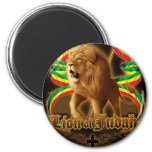 Lion of Judah Magnets