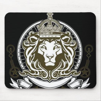 Lion of Judah - mousemat Mousepads