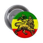 Lion of Judah Pinback Button