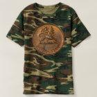 Lion OF Judah - Rasta Jah Army - Reggae shirt