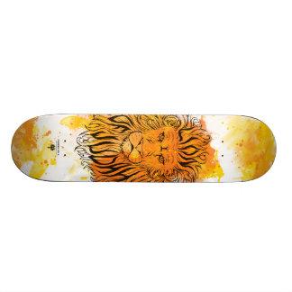 Lion of Judah 21.6 Cm Old School Skateboard Deck
