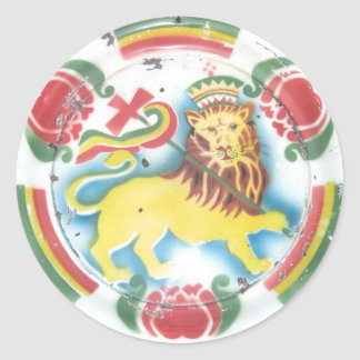 Lion of Judah Stickers