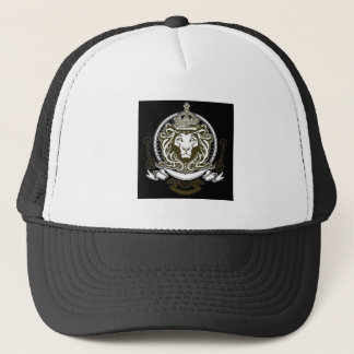 Lion of Judah trucker cap