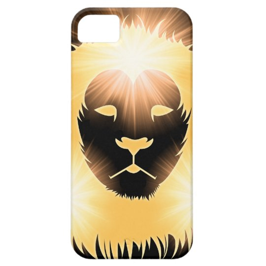 Lion of Light iPhone 5 Cover