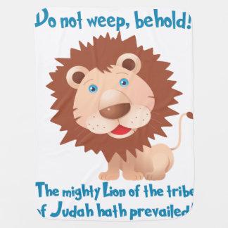 Lion Of The Tribe Of Judah Pramblankets