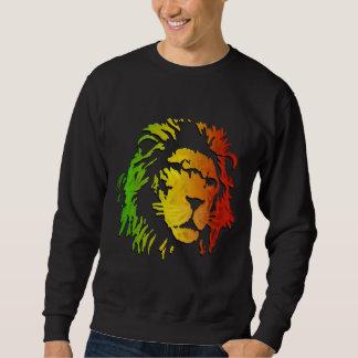 Lion of Zion Judah Reggae Lion Sweatshirt