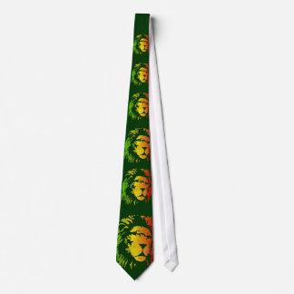 Lion of Zion Tie
