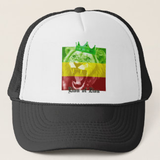 Lion of Zion Trucker Hat