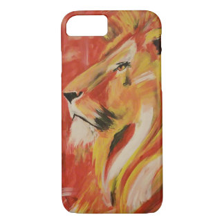 Lion Painting Phone case