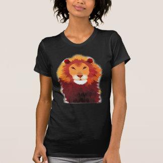 Lion Painting Tshirt