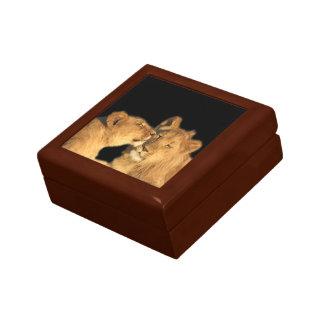 Lion Pair Gift Box