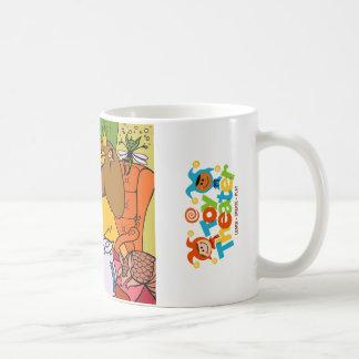 Lion Party Mug