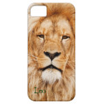 Lion Photograph iPhone 5 Phone Case iPhone 5 Cases