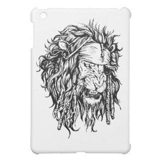 Lion-pirate iPad Mini Covers