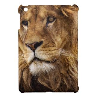 Lion portrait case for the iPad mini