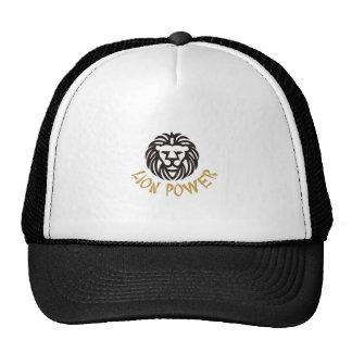 Lion Power Cap
