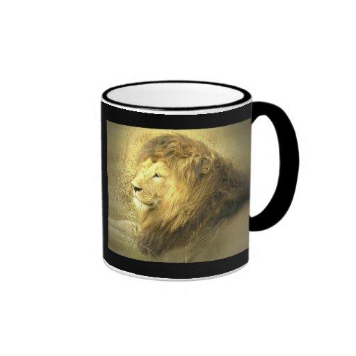 Lion Pride Coffee Mug