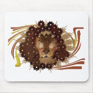 lion pride mouse pad
