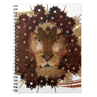 lion pride notebook