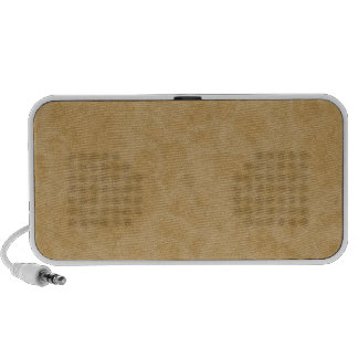 Lion Print iPod Speakers
