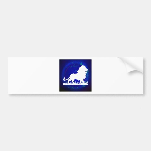 LION PRODUCTS BUMPER STICKER