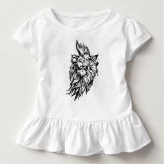 Lion-punk Toddler T-Shirt