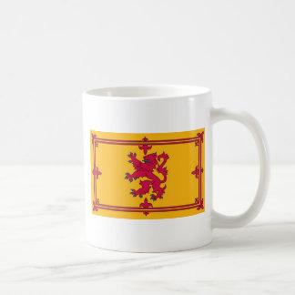 Lion Rampant Coffee Mug