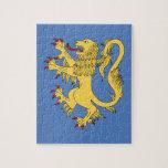 Lion Rampant Puzzle