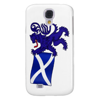 Lion Rampant & Saltire Flag Scottish Design Galaxy S4 Case