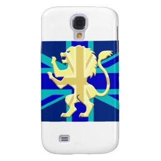 Lion Rampant upon Union Jack Galaxy S4 Case