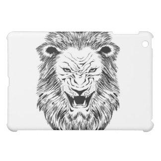 Lion RAWR case iPad Mini Covers