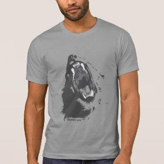 Lion Roar by Graphic Life Design Tshirt