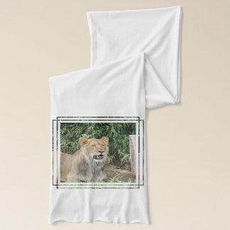 Lion Roar Scarf