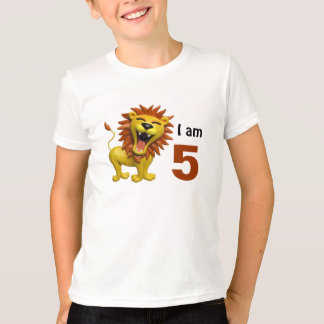 Lion Roaring Tshirt