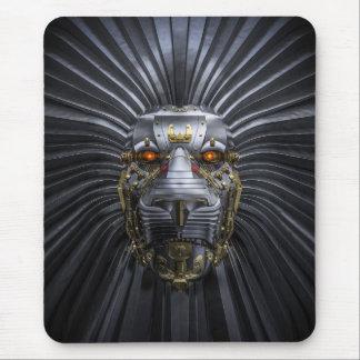 Lion Robot Mouse Pad