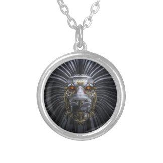 Lion Robot Necklace