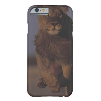 Lion Running Barely There iPhone 6 Case