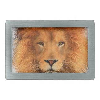 Lion's Mane Belt Buckles