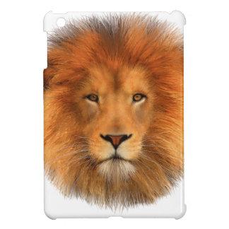 Lion's Mane iPad Mini Cover