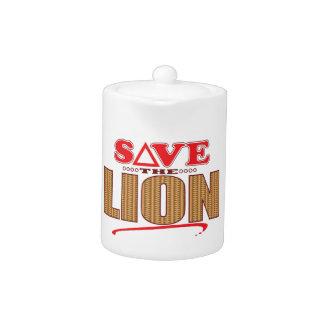 Lion Save