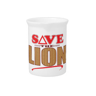 Lion Save Pitcher