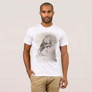 Lion shirt Men