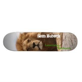 Lion Skate Skate Boards