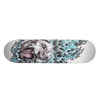 Lion Skate 21.3 Cm Mini Skateboard Deck