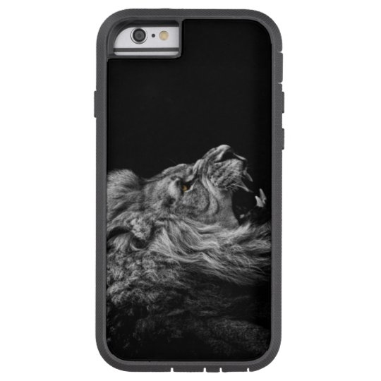 Lion Space Gray Iphone 6 Tough Xtreme iPhone 6 Case