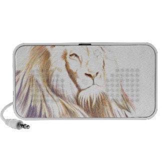 Lion iPhone Speaker