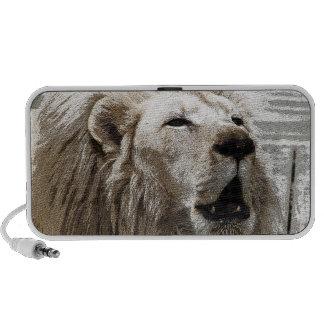 Lion Notebook Speakers