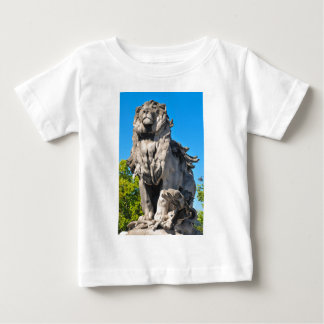 Lion statue baby T-Shirt