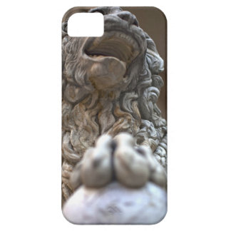 lion statue Florence Italy Case For The iPhone 5