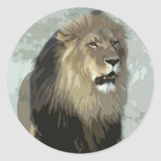 Lion Stickers